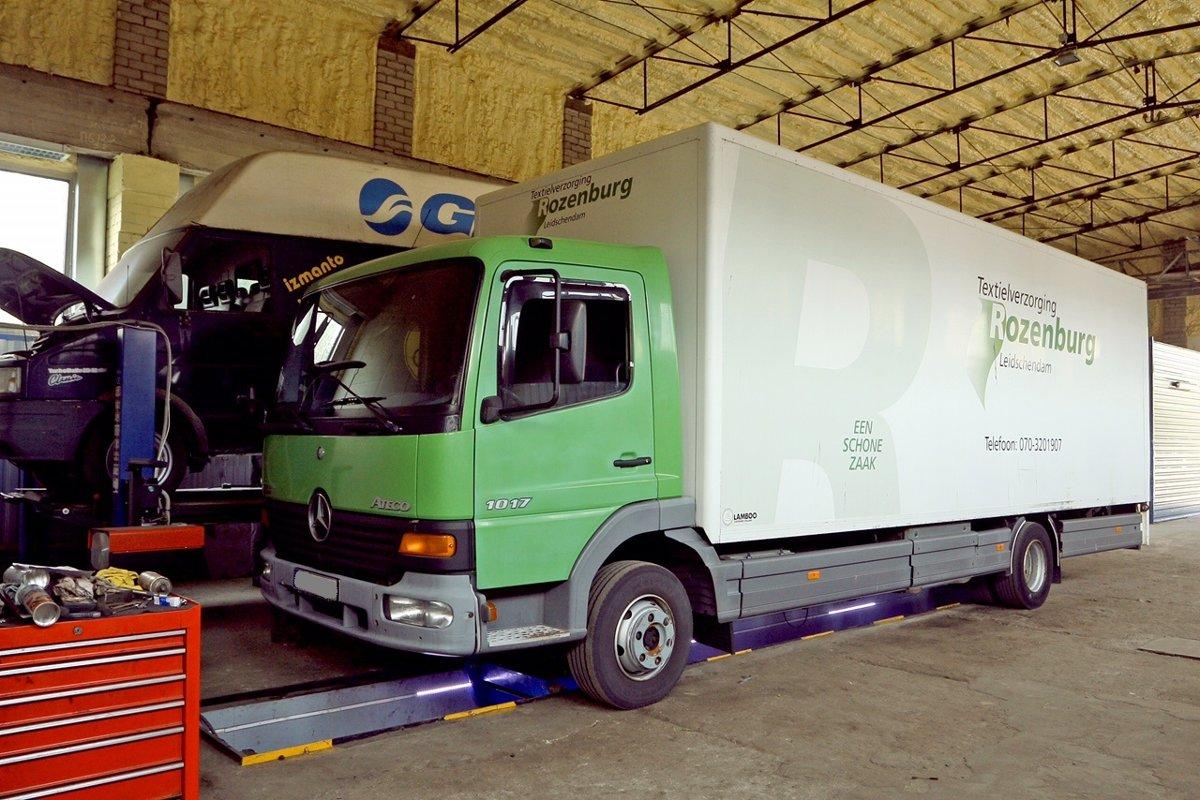 Kravas autoserviss, auto remonts kravas automašīnām