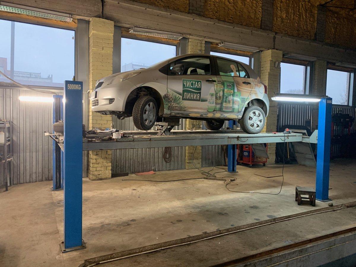 Vieglo autonmašīnu remonts